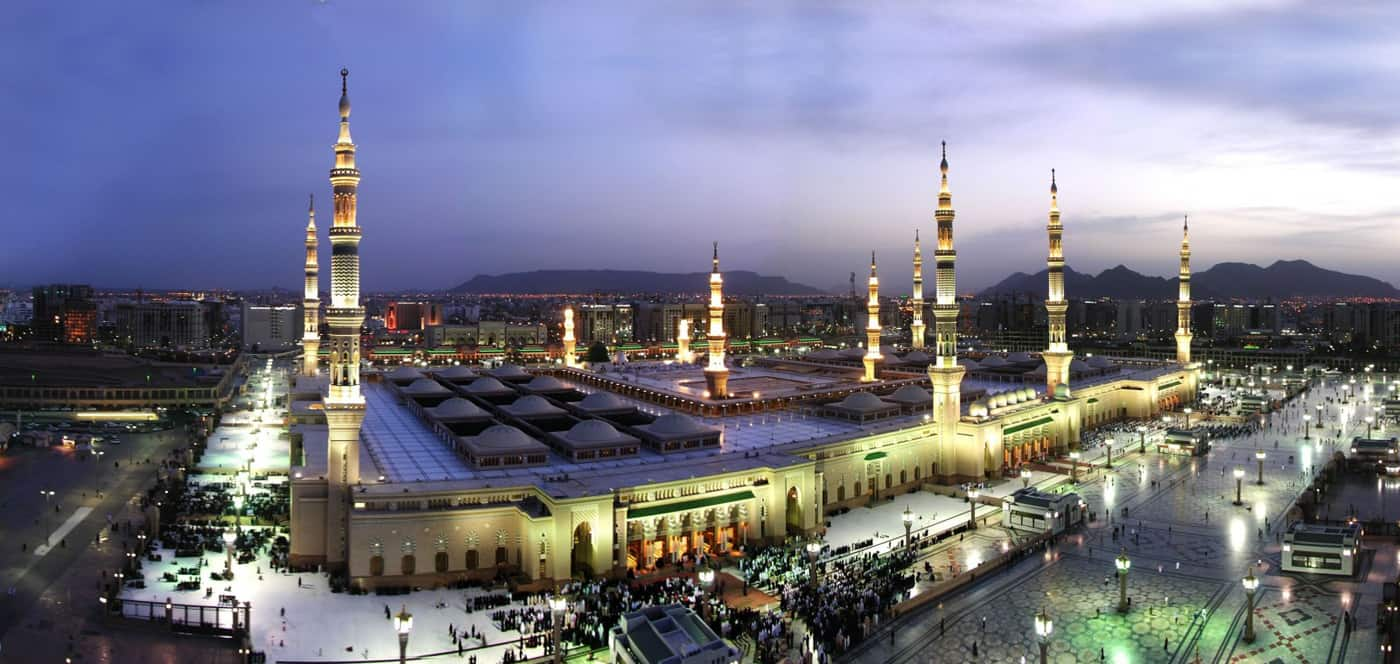Medina - House of Saud