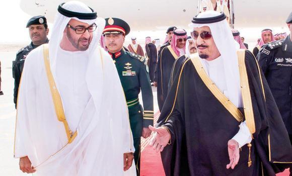 New era in Saudi-UAE ties