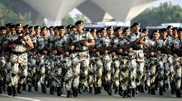 King Salman mobilises national guard (Photo courtesy: Abid Katib/ The Sunday Times)
