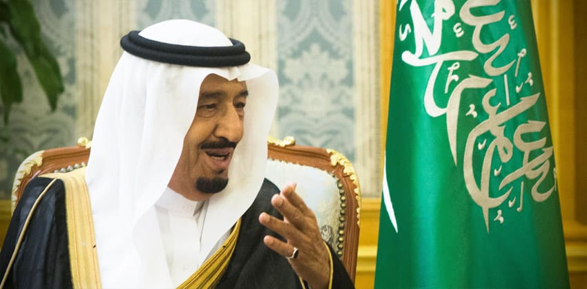 View King Salman Profile