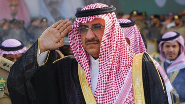 Saudi Crown Prince Mohammed bin Nayef (Photo SPA)