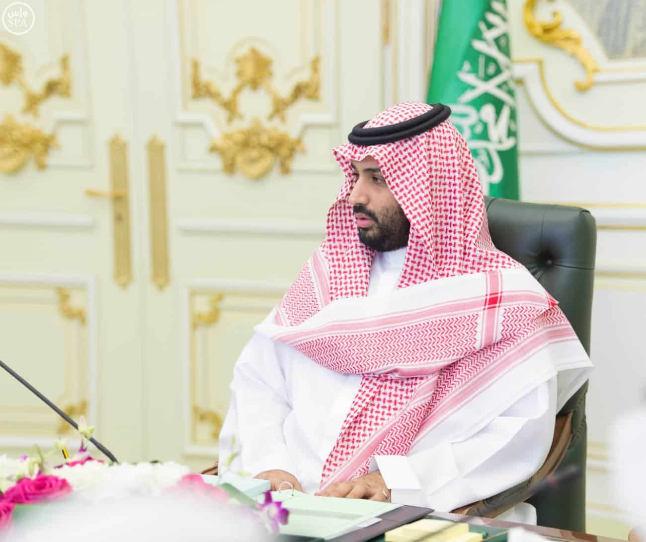 Deputy Crown Prince chairs meeting of Council of Economic Affairs and Development