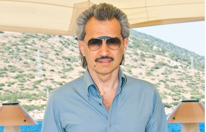 Prince Alwaleed net worth