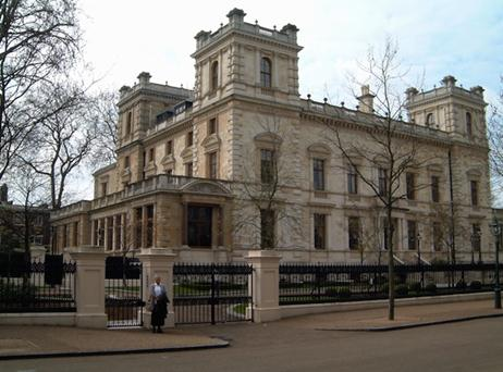 5 Palace Green – Kensington Palace Gardens