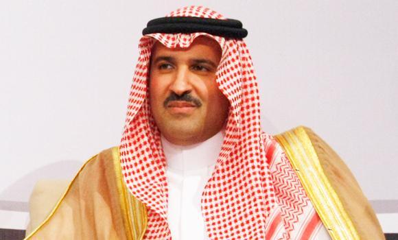 Prince Faisal Governor of Medina at Iftar (Photo SPA)