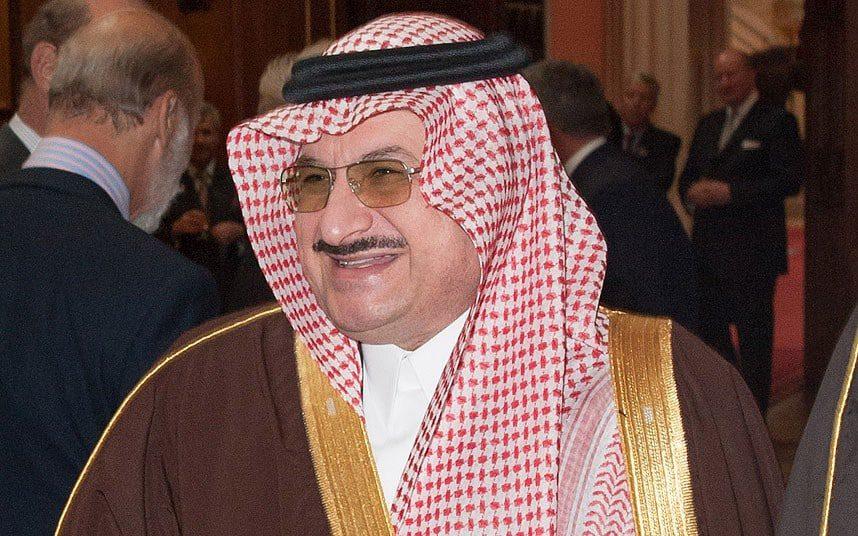 Mohammed bin Nawef (SPA)