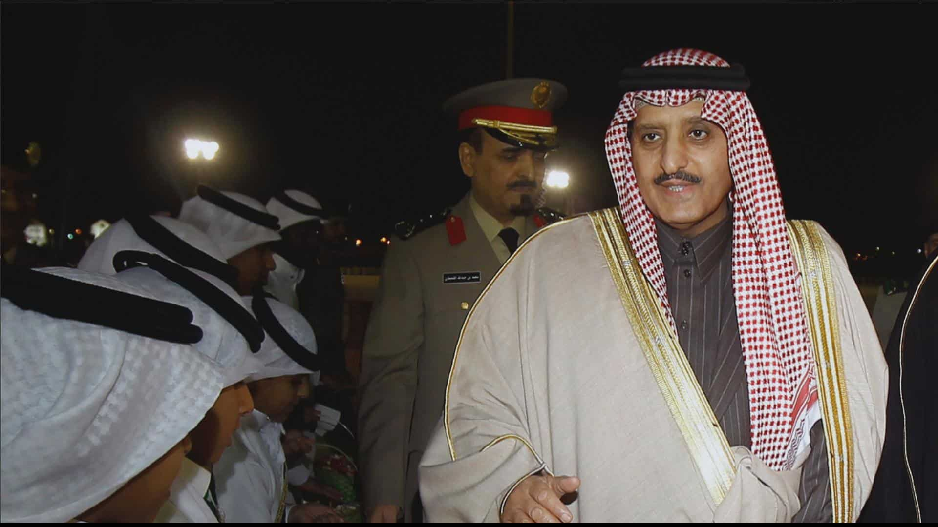 Prince Ahmed bin Abdulaziz Returns home to Riyadh