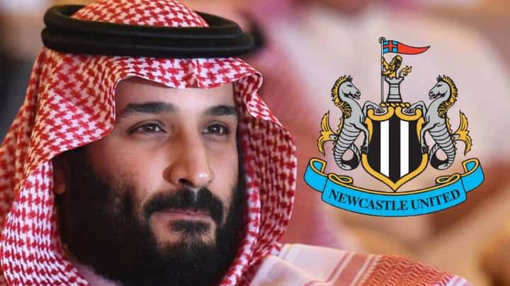 "Mohammed bin Salman's takeover for Newcastle United ""done deal ..."
